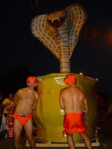 Indijci i kobra 2004. godina