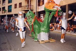 Troglavi mudonja 1999
