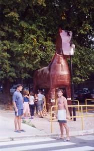Trojanski konj 2001. godina